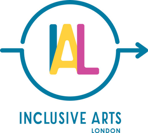 Inclusive Arts London Logo