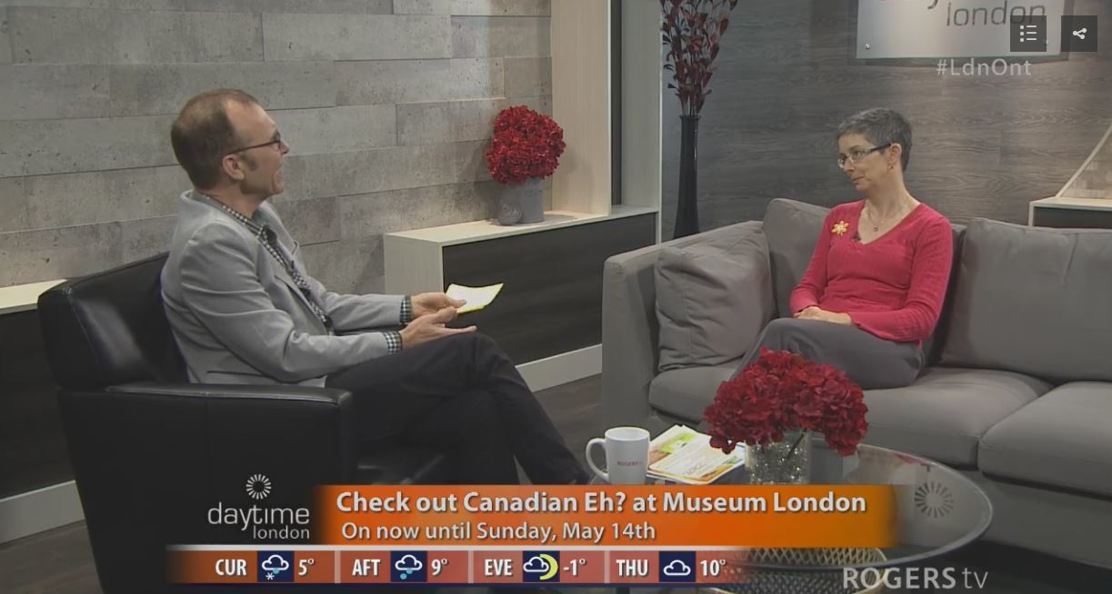 Amber On Rogers Tv